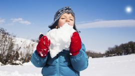 Why You Shouldn't Eat ANY Snow, Not Just Yellow Snow