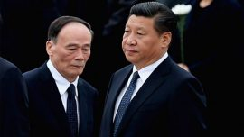 China's Xi Jinping in Ascendancy Before Key Party Conference