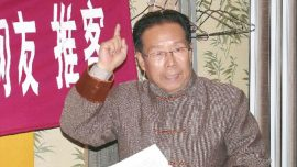 Maverick Former Chinese Official Explains Dynamics of Elite Communist Party Politics