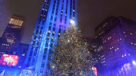 7 Fun Facts About the Rockefeller Center Christmas Tree (Video)