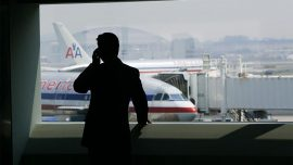 American Airlines Passenger Wants to Press Charges After Seat Was Repeatedly Hit