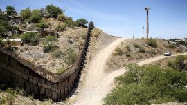 Mexicans have got used to the border wall