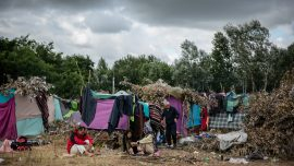 EU questions whether Hungary's migrant camps comply with asylum rules