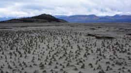 River changes course; scientists blame climate change