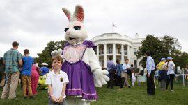 21,000 attend White House Easter Egg roll
