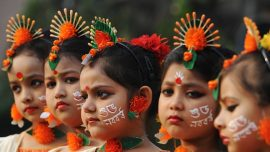 5,000 Indian classical dancers set Guinness record