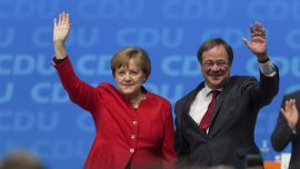 Overview: Top 2 German Chancellor Candidates