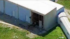 Ammunition plant explosion kills one