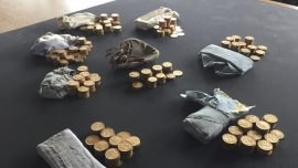 Stash of gold coins found in British piano have no owners