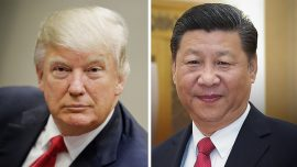 Chinese leader Xi Jinping lands in Florida for US-China summit