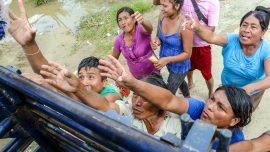 Flooding and mudslides continue to plague Peru