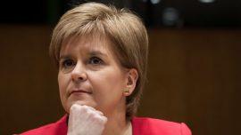 Scotland pushes harder for independence referendum