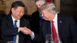 Trump said 'Tremendous Progress' in Xi Meeting