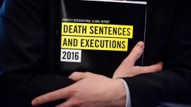 China tops world execution list, death penalty shrouded in secrecy