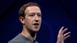 Mark Zuckerberg pushes Augmented Reality for Facebook