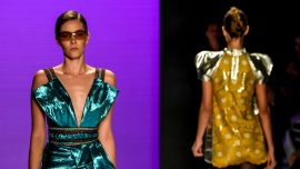 Space-age, indigenous-inspired cultural fashions pervade Bogotá Fashion Week