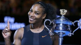 Serena Williams wants to diversify Silicon Valley