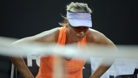 Maria Sharapova looks to qualify for Wimbledon without wild card