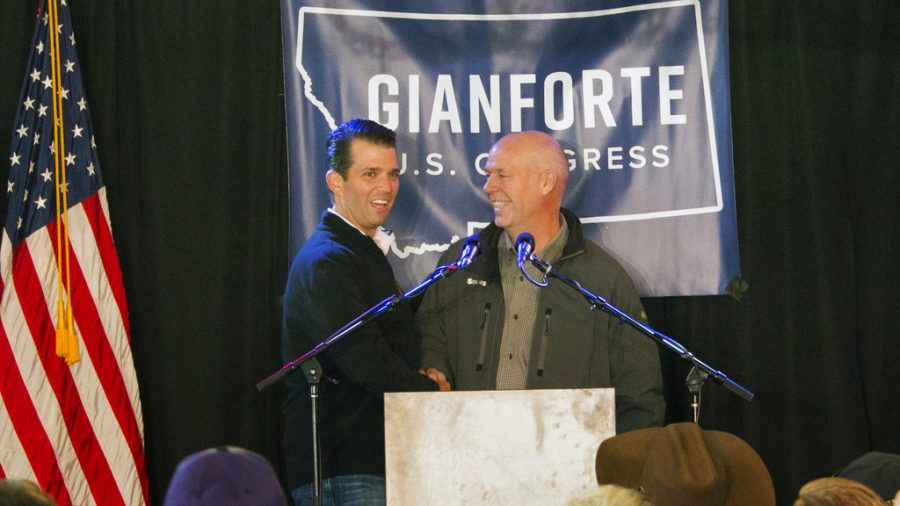 Greg Gianforte wins House seat in Montana for GOP