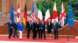 Climate change, trade, terrorism top G-7 priorities