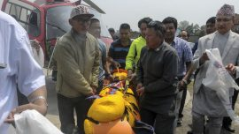 85-year-old climber dies at the base of Everest