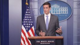 Cyberattack has not affected U.S. government, says White House