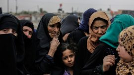Hunger haunts Mosul survivors after ISIS evicted