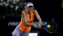 Sharapova denied French Open wildcard after doping penalty
