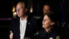 LA pool party shooter kills seven, shot by police