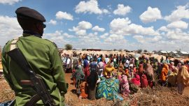 14 killed as soldiers fight over stolen food aid in Somalia