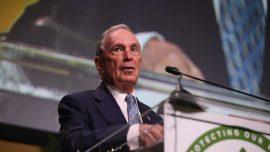 Michael Bloomberg Says Americans Need to Get Behind Trump
