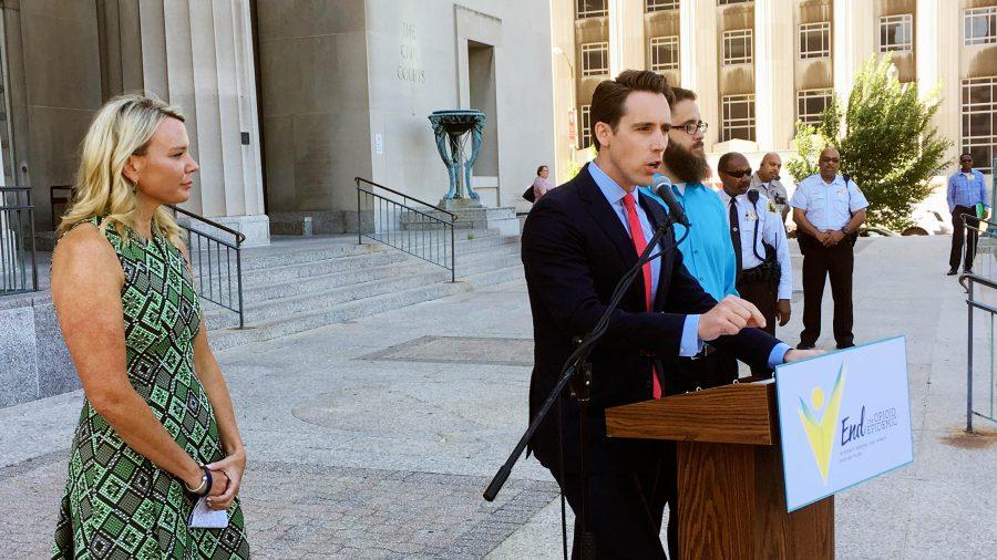 Missouri Attorney General sues pharmaceutical companies over opiods