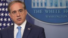 VA Secretary Shulkin pledges to stop employee drug theft