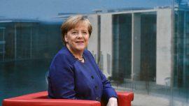 Angela Merkel Teddy Bears Sell Out