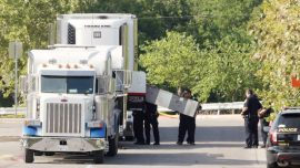 Death toll reaches 10 in immigrant-smuggling case in Texas, Driver charged