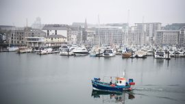 UK to stop sharing fishing rights as part of Brexit