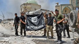 Syria monitoring group claims confirmation of ISIS leader's death