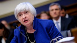 Yellen Has to Make Decisions on China