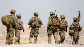 US Troops to Withdraw From Afghanistan