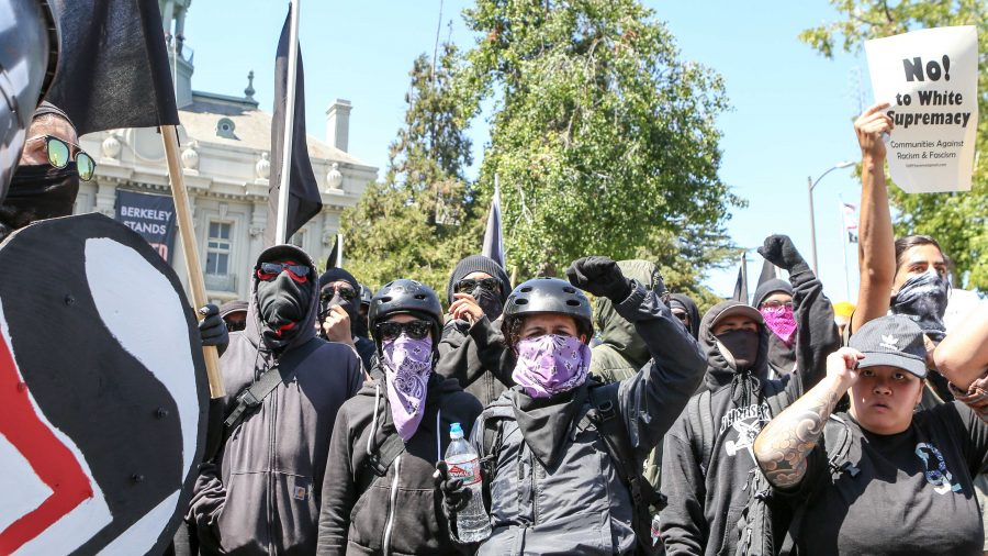 DC Antifa Leader Faces 17 Charges, Including Assault, Terroristic Threats, Report Says