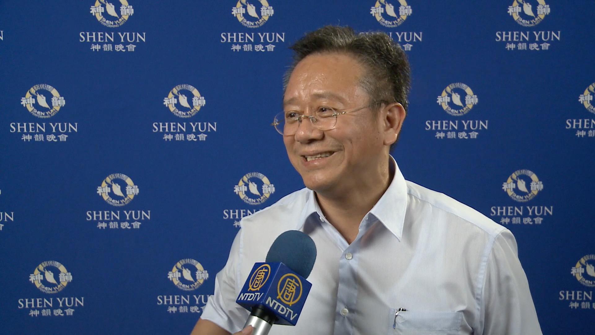 Shen Yun Symphony Orchestra Popular in Chiayi, Taiwan's Woodwind Music Capital