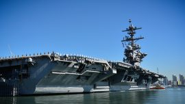 US Navy Sends 2nd Carrier Strike Group to South Korea