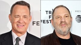Tom Hanks Calls for 'Code of Ethics' in Hollywood and Everywhere Else