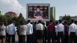 North Koreans Blocked From Celebrating 'Supreme Leader's' Birthday