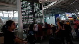 Bali's erupting volcano raises air travel warnings
