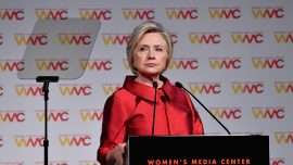 Hillary Says the Election Was 'Stolen' From Her