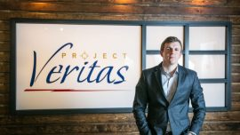 Project Veritas Founder On Alleged Election Fraud, and Pending Lawsuit on NYT