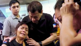 Fire in Philippine Shopping Mall Kills 37