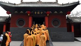 Beijing: Chinese Clergymen Must Embrace CCP Leadership