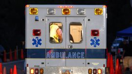 EMTs stunned to silence after they read a note from someone who secretly paid their bill